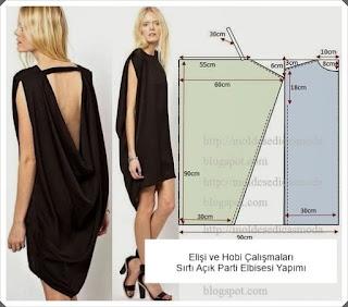 Elişi Elbise Modelleri - Moda Tasarım 1