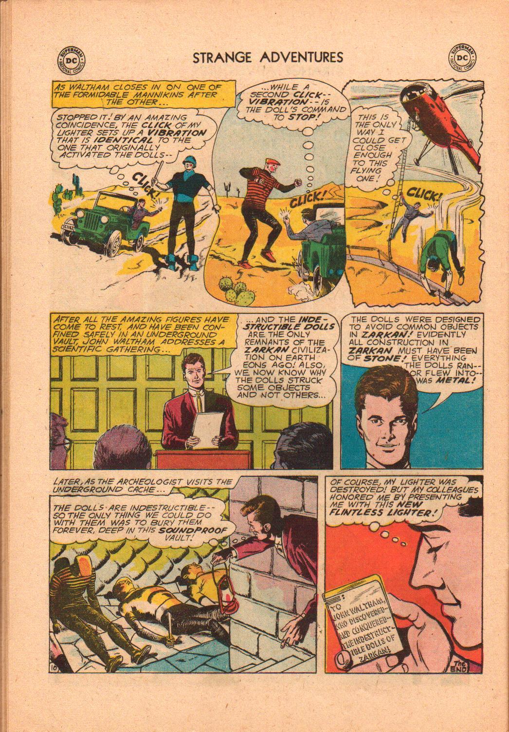 Strange Adventures (1950) issue 118 - Page 32