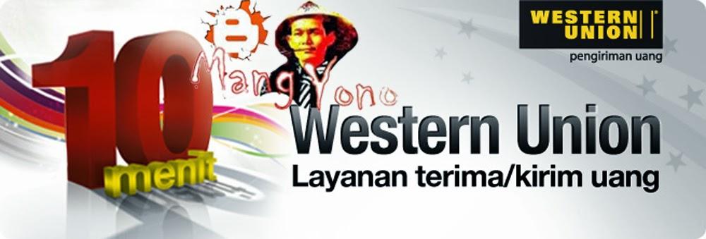 Cuma 10 Menit terima Uang Via Western Union