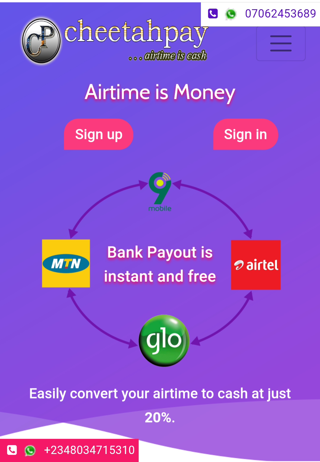 How To Convert Your Phone Airtime To Cash In Your Bank