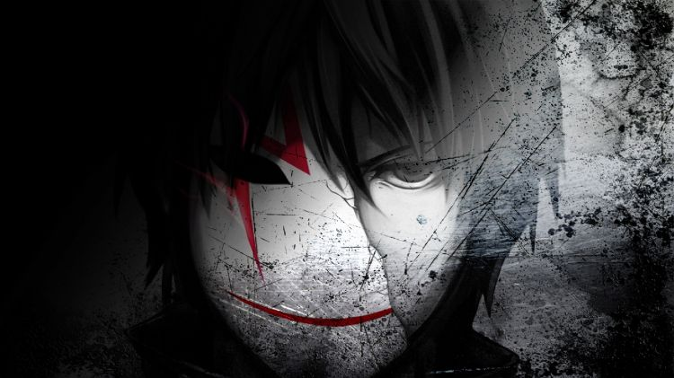 Top 10 anime most badass male anime characters ever hd - Badass anime pics ...