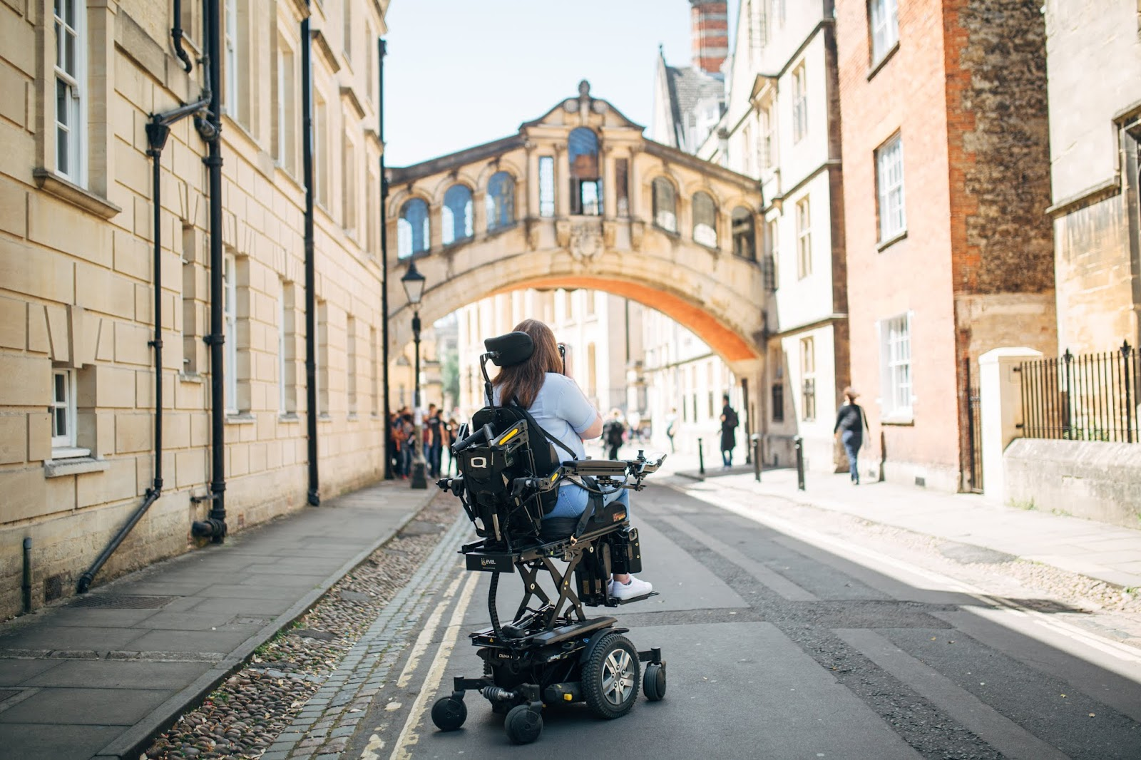 I'm A Wheelchair User And I Can Walk