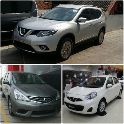PROMO DP RINGAN NISSAN GRAND LIVINA, XTRAIL, MARCH