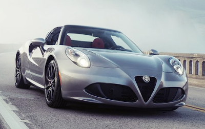 2015 alfa romeo 4c spider review and price automobilcars. Black Bedroom Furniture Sets. Home Design Ideas