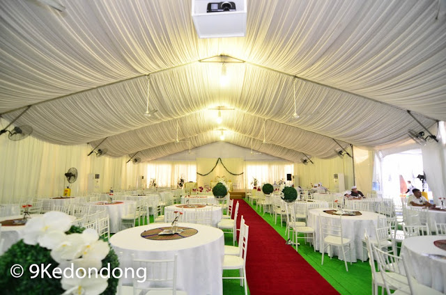 white canopy wedding venue malaysia