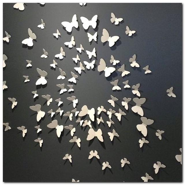 Ide kreatif Cara Membuat Hiasan Dinding Kelas Dari Kertas Origami