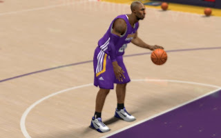 NBA 2K13 Nike Zoom Kobe VII Supreme Shoes