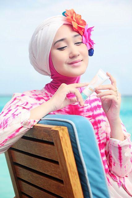 desain baju renang muslimah