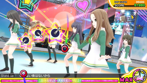 Play-Asia import review: Miracle Girls Festival (Sony