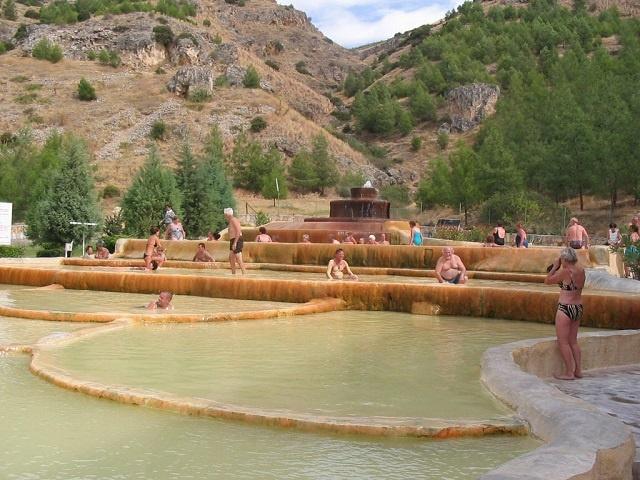 Karahayıt Thermal Springs