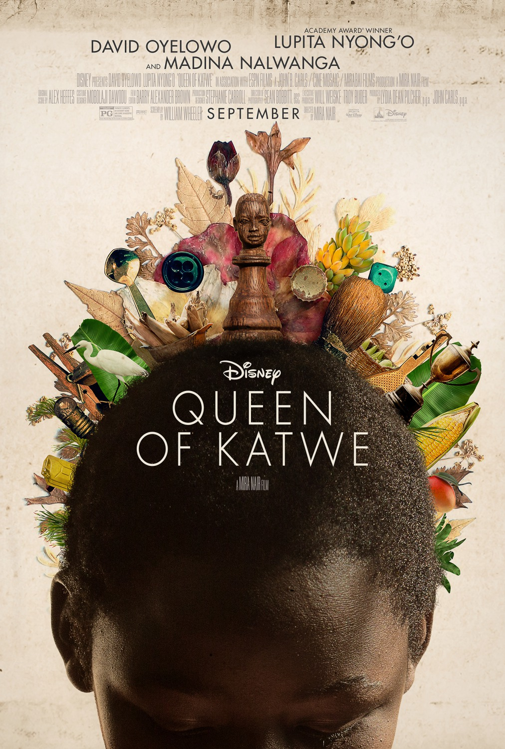 Nonton Film Queen of Katwe (2016)