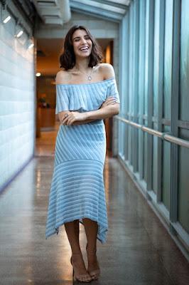Rayssa Bratillieri entrará na segunda fase da próxima novela das seis — Foto: Fabiano Battaglin/Gshow