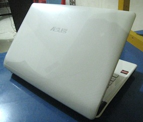 jual laptop second asus x42d