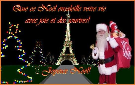 French Christmas Greetings And Quotes