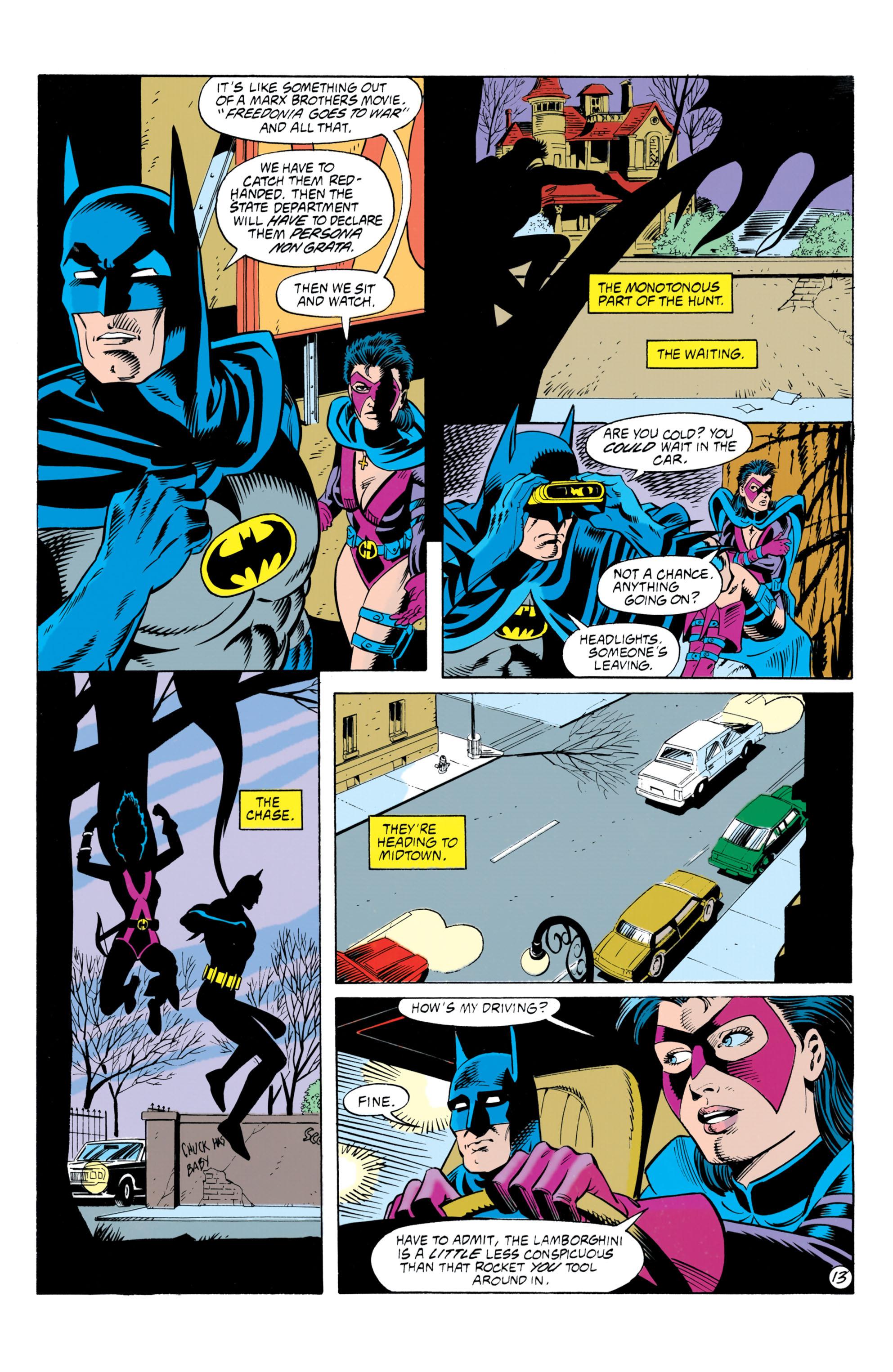 Detective Comics (1937) 653 Page 13