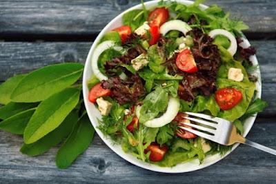 ensaladas para adelgazar, ensaladas para bajar de peso