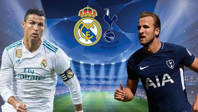Real Madrid vs Tottenham EN VIVO por la UEFA Champions League