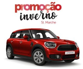 Cadastrar Promoção St Marche Inverno Premiado 2018 Concorra 3 Mini Cooper