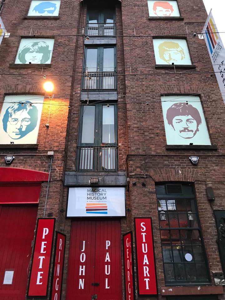 The Beatles Polska: Magical History Museum - nowe muzeum w Liverpoolu
