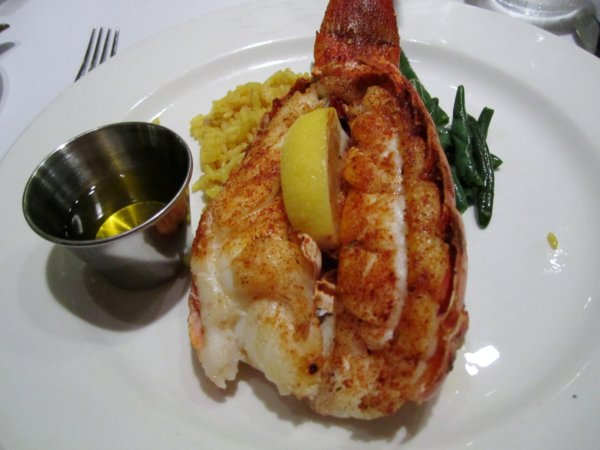 "Mission: Food: Disney Cruise Line: ""Special"" Menus And"