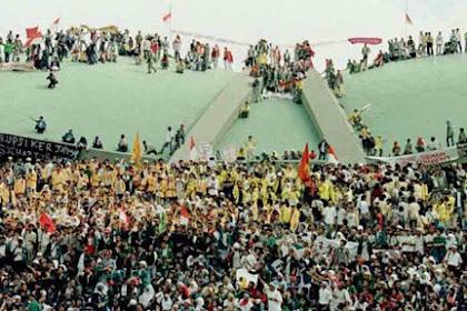 Para Aktivis Ingatkan Gerakan 98 Harus Dipertahankan