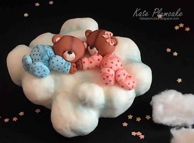 orsetti gemelli - teddy bear twins