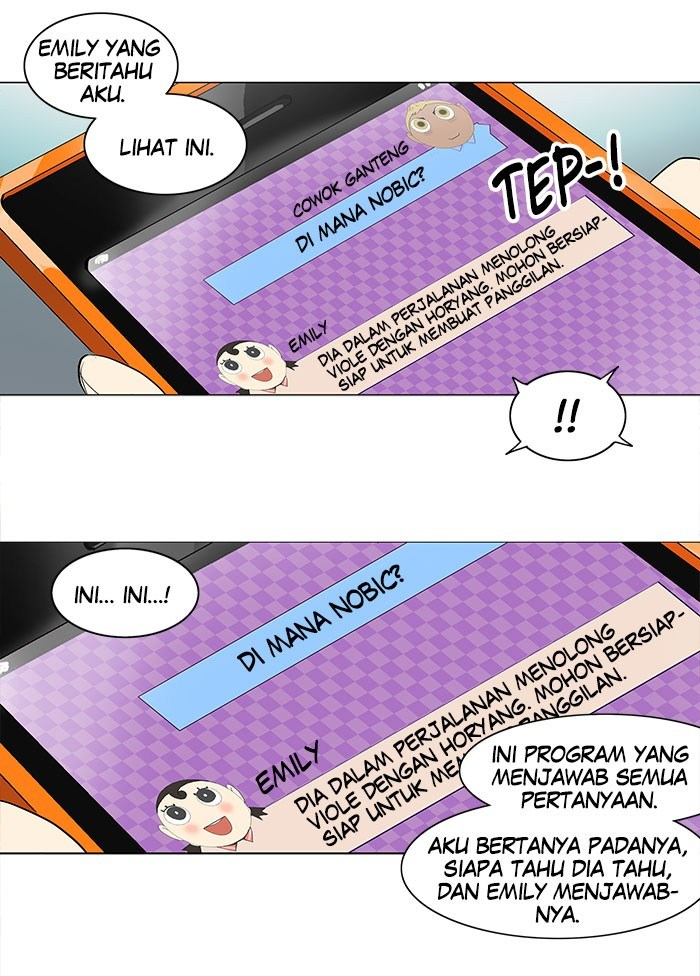 Tower of God Bahasa indonesia Chapter 166