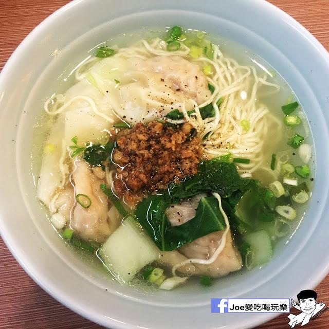 IMG 0368 - 富子江家餛飩,超級大尺寸的餛飩麵,超級嗆辣的麻辣烏龍豆干必吃啊~