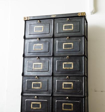 STRAFOR Cabinet