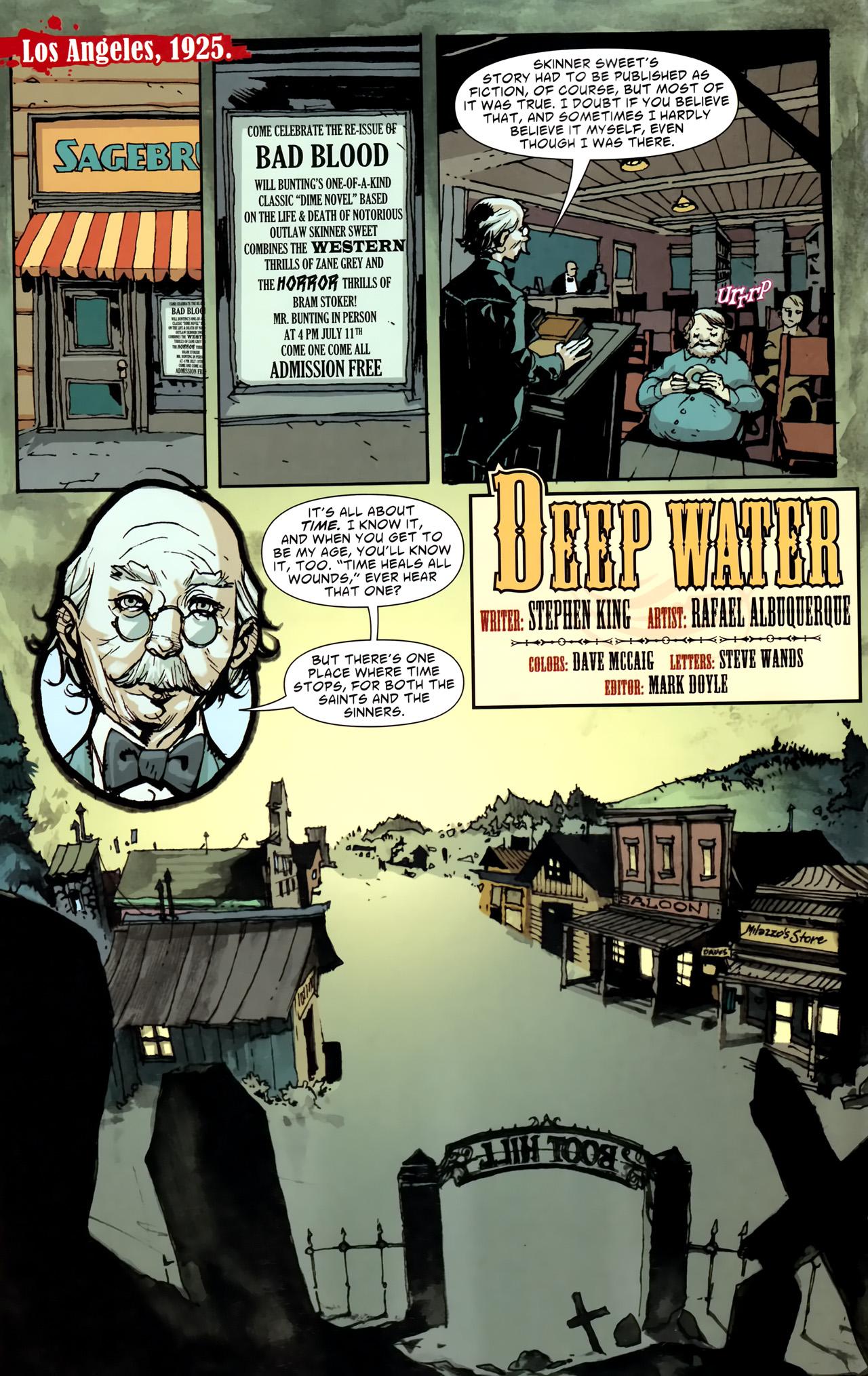 Read online American Vampire comic -  Issue #2 - 19