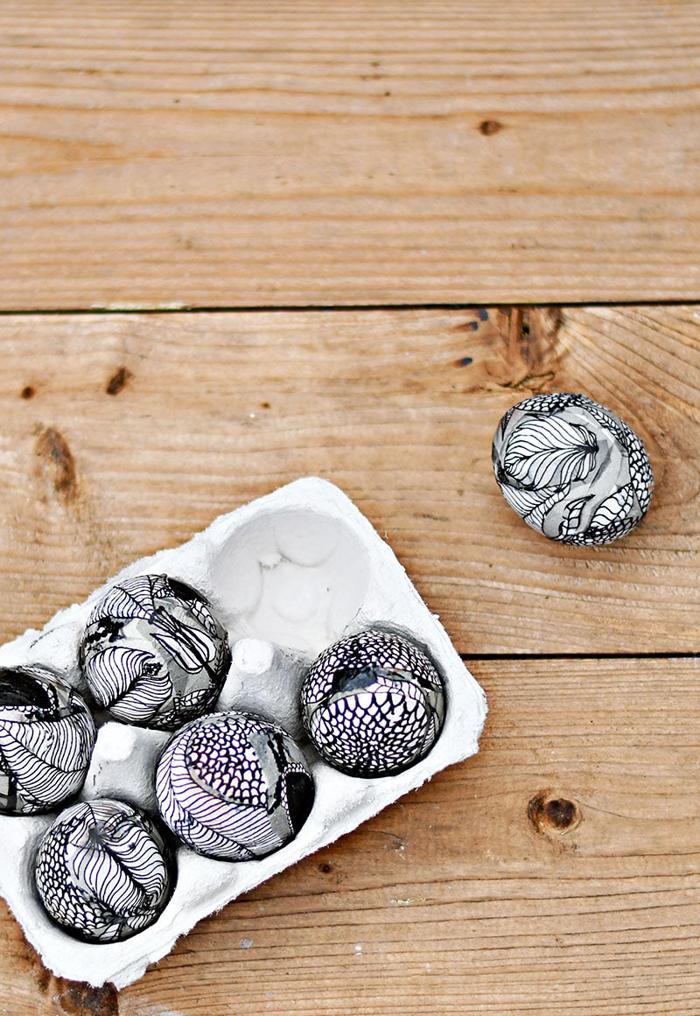 Marimekko Easter Eggs