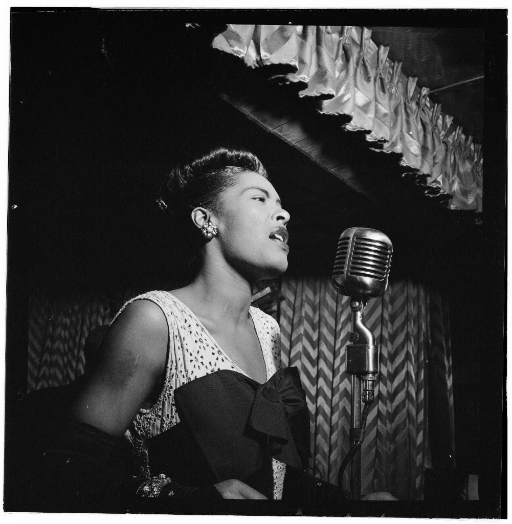 billie holiday - photo #12