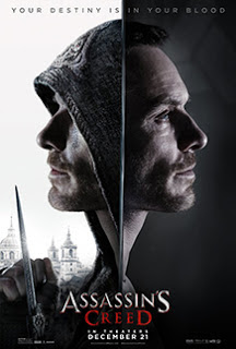 Download Film Assassin's Creed (2016)  720P HC HDRIP Subtitle Indonesia