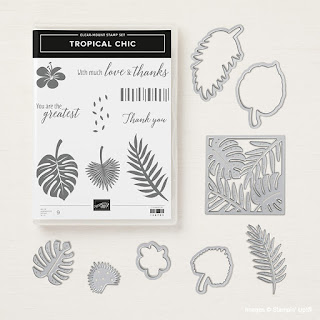 Tropical Chic by Stampin' Up!