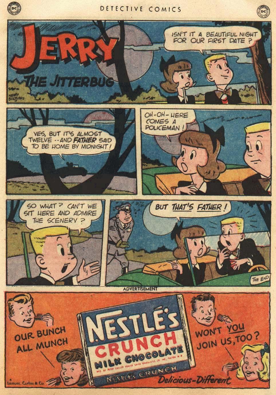 Detective Comics (1937) 155 Page 33