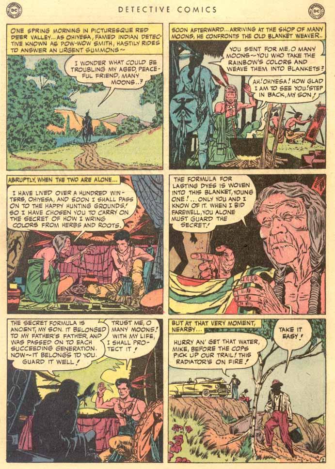 Read online Detective Comics (1937) comic -  Issue #159 - 40
