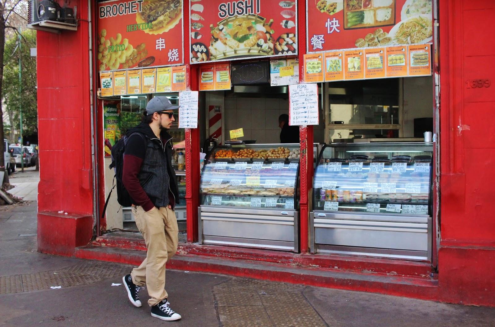 gastronomia barrio chino