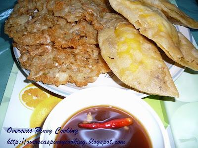 Vigan Empanada and Ukoy