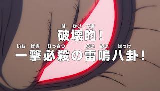 One Piece Episódio 915