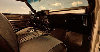 1969 Chevrolet Bel Air Sport Coupe L-72 Dashboard