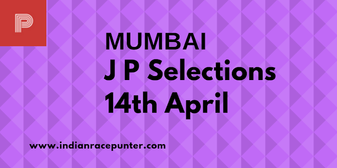 Mumbai Jackpot Selections 14th April