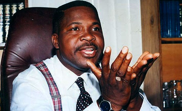 Barrister Mike Ozekhome