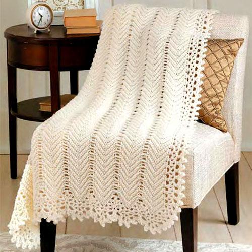 Stunning Crochet Blanket - Free Pattern