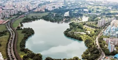 Jurong Lake District