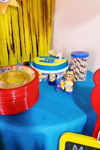 diy, home party, Minions, Despicable Me,