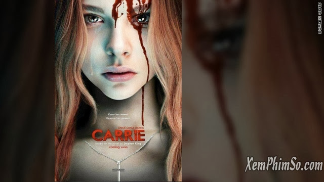 Cơn Thịnh Nộ Của Carrie xemphimso 121016033438 carrie 2013 movie poster story top