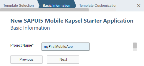 How to Create SAPUI5 Hybrid Mobile App with SAP Web IDE