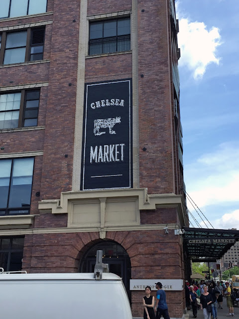 NYC travel guide summer chelsea market worth it
