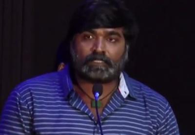 Vijay Sethupathi Feel About Politic and Cinema