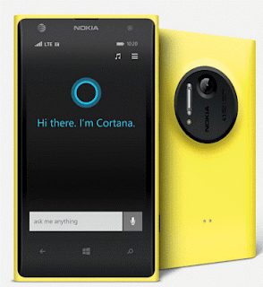 Hp windows phone dengan kamera 41 mp terbaik Nokia Lumia 1020